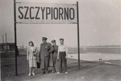 PKP Szczypiorno w latach 60tych